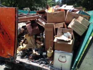junk trash removal services in Atlanta, GA by Calvin