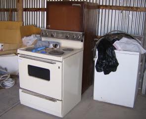 junk pile appliance removal in Atlanta