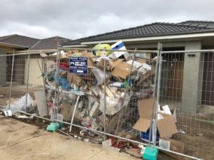rubbish junk trash removal in Atlanta
